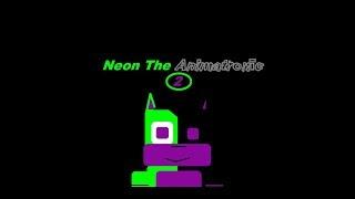 Roblox #182 [Neon The Animatronic 2 Partie 12]