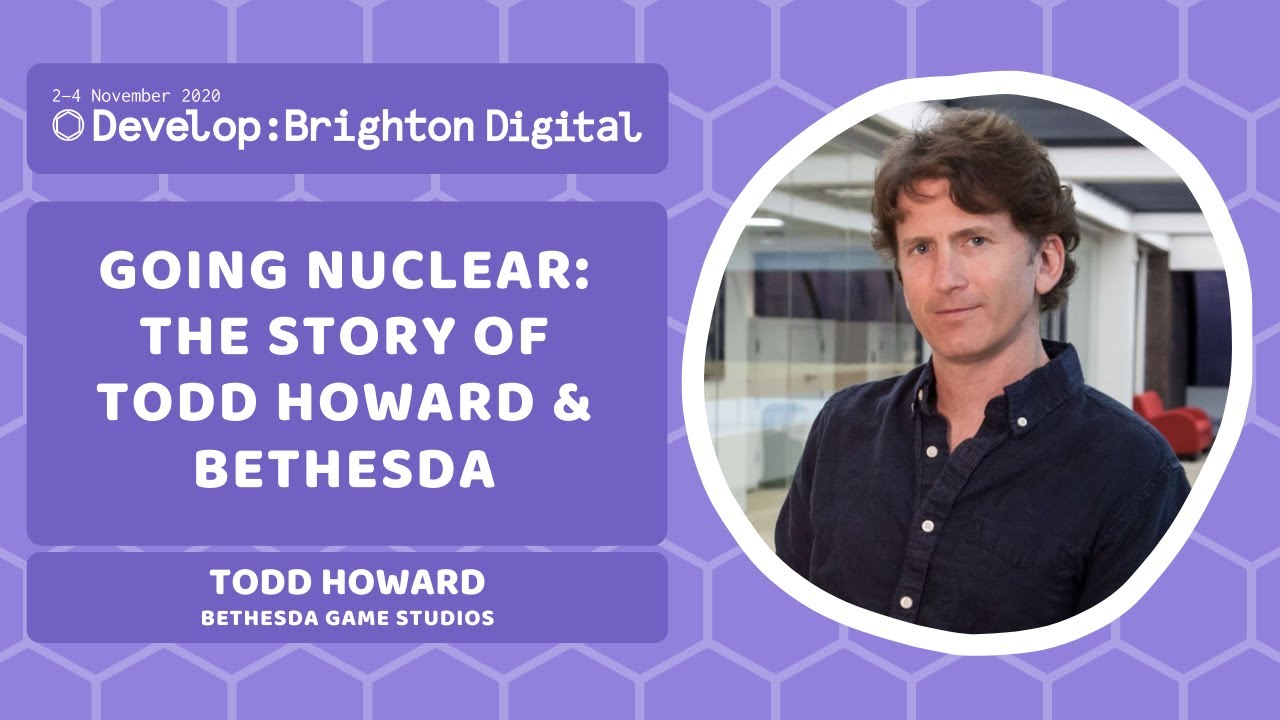 Download Going Nuclear: The Story of Todd Howard & Bethesda   Develop:Brighton Digital 2020