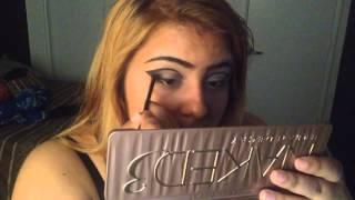 Graphic eyeliner. Thumbnail