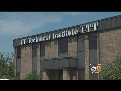 ITT Tech Shutting Down All Its Campuses
