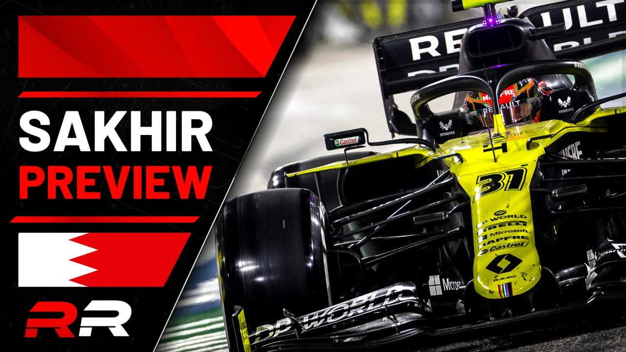 Sakhir Grand Prix Preview F1 2020