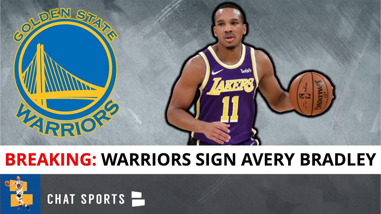 Golden State Warriors release veteran guard Langston Galloway