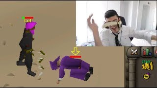 Hunting Runescape Streamers (With Reactions)