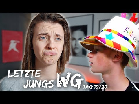 Letzte JUNGS WG in Barcelona | Parodie Tag 19/20