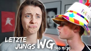 Letzte JUNGS WG in Barcelona | Parodie Tag 19/20