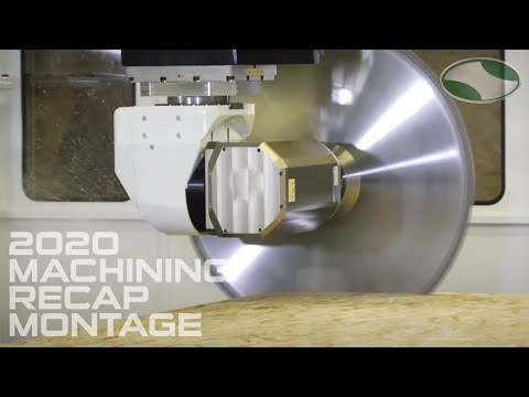 2020 Machining Recap Video by C.R. Onsrud