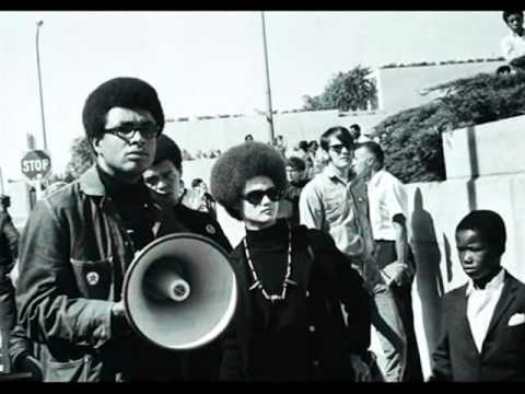 The Black Panthers and the Civil Rights Movement (1955-1968)