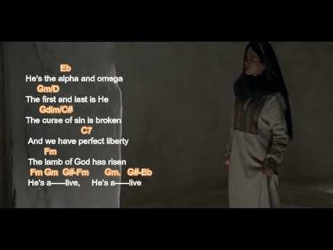 celebrate-jesus-celebrate/hallelujah-jesus-is-alive-medley-by-don-moen-w/-lyrics-chords