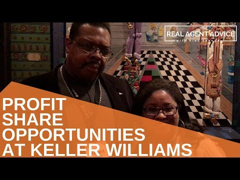Profit Share Opportunities At Keller Williams : Real Agent Advice