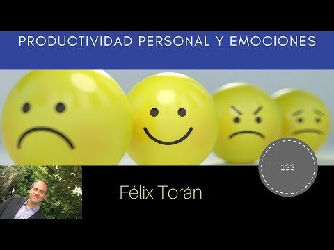 Productividad personal y emociones