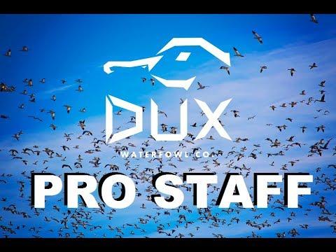 eb8746e3d0c DUX Waterfowl PRO STAFF Opportunities!
