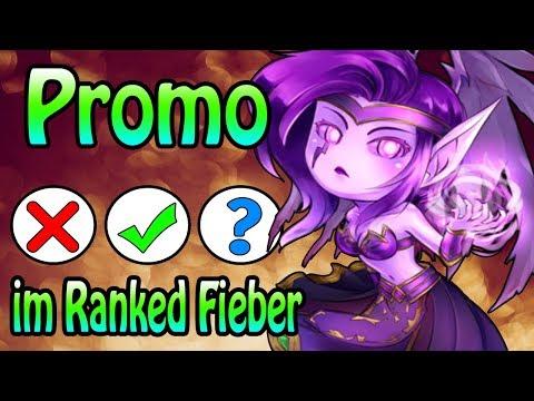 Ranked Platin Promo - Morgana Support, 3 Sekunden Binding zu stark ?