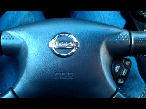 How to: Aftermarket Steering Wheel 00-06 Sentra - YouTube