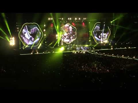 Coldplay - Yellow - Argentina
