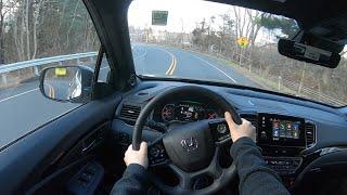 2021 Honda Passport POV Test Drive + impressions