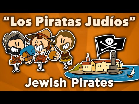 ♫ Jewish Pirates - Los Piratas Judios - Extra History Music