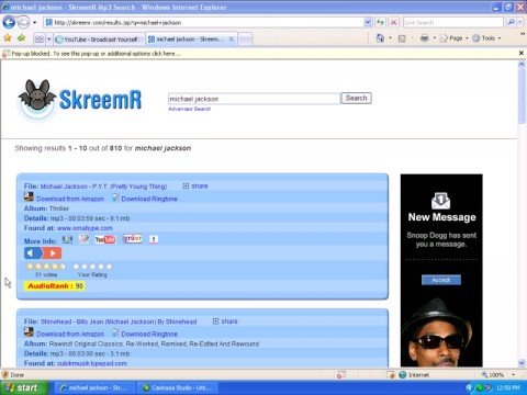 Tutorial - Download free music mp3s off the web