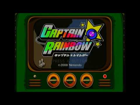 Captain Rainbow English Patch Test Playthrough (Part 1) (SD)