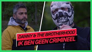 Waarom deze mannen bij een brotherhood zitten | DANNY & THE BROTHERHOOD #1 | NPO 3 TV