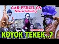 - CAK PERCIL CS vs Niken Salindry 16 Januari 2020 Dalang Ki. Akbar Syahalam