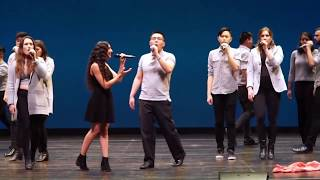 """Because I Knew You"" - In Full Colour A Cappella - ICCA Semifinals 2019"