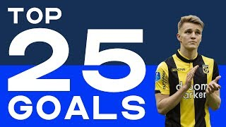 TOP 25 GOALS | Week 14