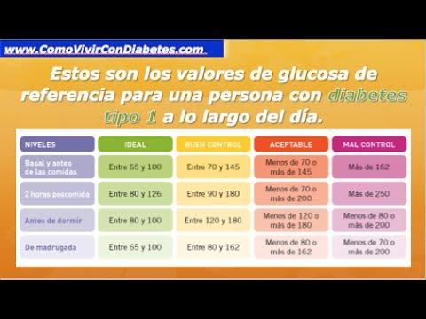 Glucemia Valores Normales | Niveles Normales De Glucosa en Sangre