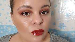 My Festive Makeup Look | GRWM | Was I Sold Fake Makeup?