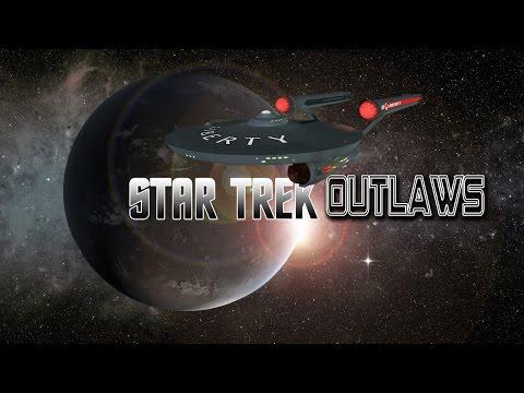 Star Trek Outlaws - Episode #1 - Abandon Hope (Blue Ray)