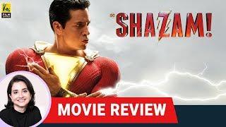 Shazam! Movie Review By Anupama Chopra | Zachary Levi | Asher Angel | David F. Sandberg