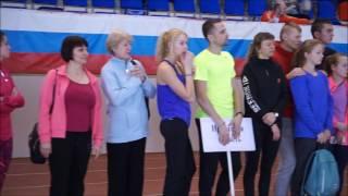 ПР и ЧР по легкой атлетике среди глухих в Саранске. 26.02.17