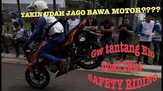 Download Video HEBOHNYA belajar safety riding bersama Honda Wahana bareng #JBC #DEG [#ecclesia_autoTV] MP3 3GP MP4