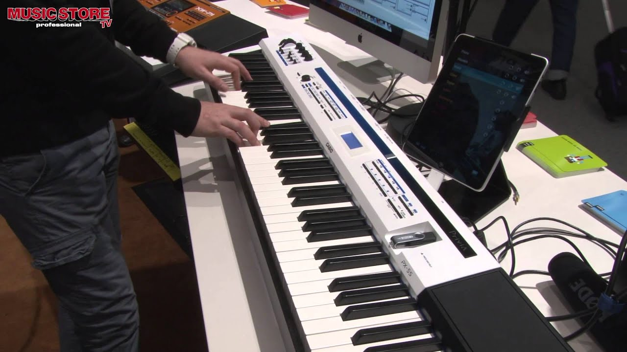 musikmesse 2013 casio privia pro px 5s sound demo part 1 youtube. Black Bedroom Furniture Sets. Home Design Ideas