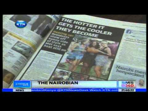 News: Standard Group launches 'The Nairobian'