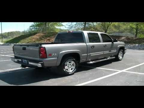 FOR SALE 2006 CHEVROLET SILVERADO 1500 LT Z71 OFF ROAD ...