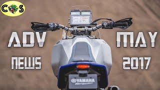 Adventure News: Benelli TRK 502, BMW 1200GSA, Yamaha T7