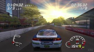 Pro Race Driver PS2 Gameplay HD (PCSX2)
