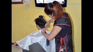 Girl forced haircut
