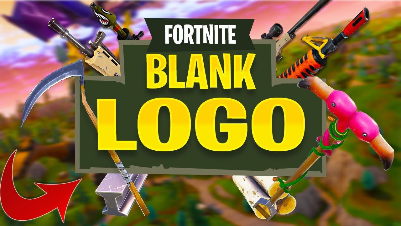How To Make A Blank Fortnite Logo Adobe Photoshop Cs6 Tutorial