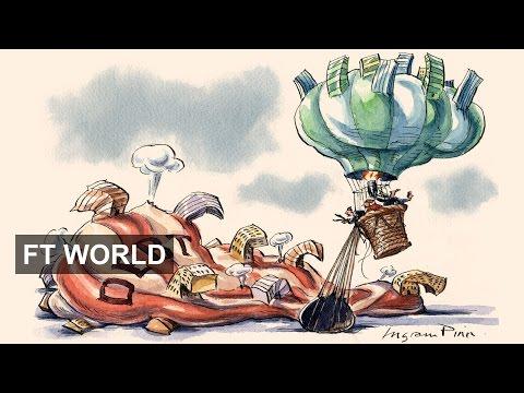Global debt overhang   FT World