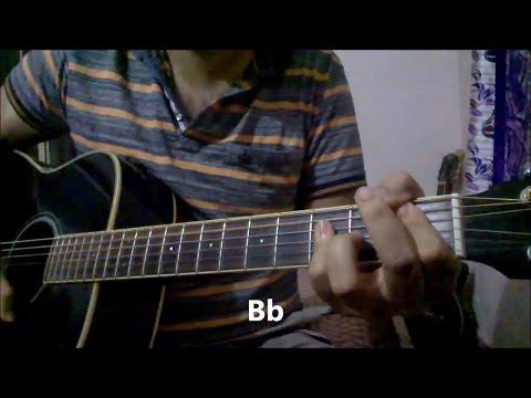 Moh Moh Ke Dhaage Guitar Chords Lesson | Papon - Monali Thakur