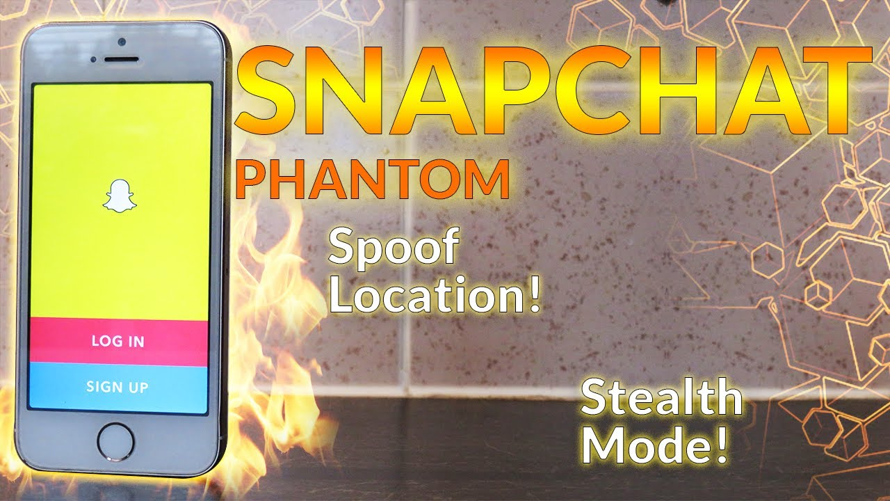 NEW* INSTALL SNAPCHAT PHANTOM ( Snapchat ++ ) iOS 11 - 11 4 (No Computer /  No Jailbreak)