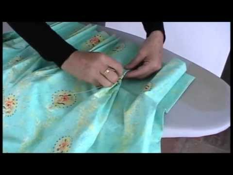 HOW TO MAKE PINCH PLEAT CURTAINS - Part 2