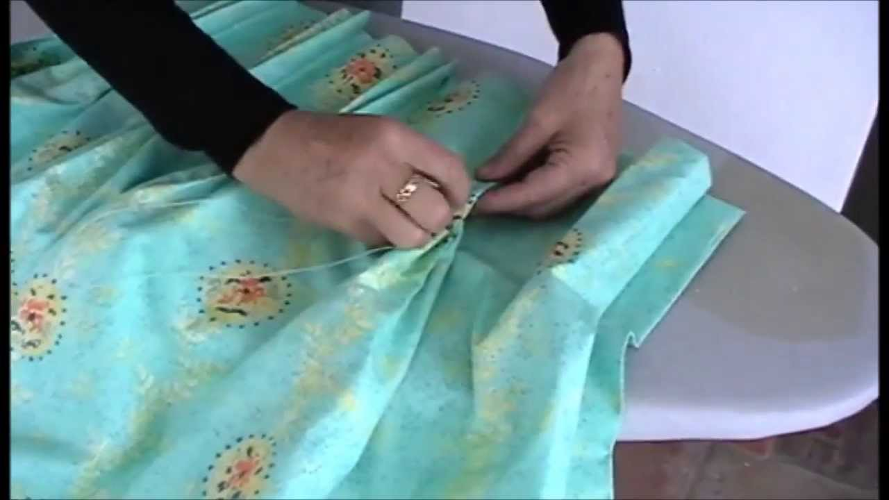 How To Make Pinch Pleat Curtains Part 2 Youtube Youtube