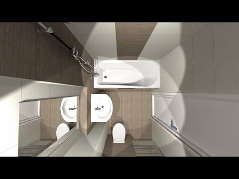 Fürdőszoba tervezés 1/4 - YouTube