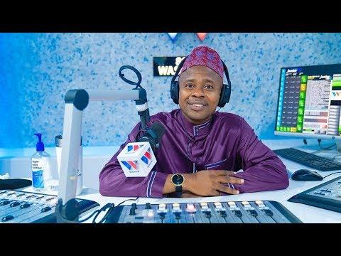 #LIVE : SPORTS ARENA NDANI YA 88.9 WASAFI FM - MARCH 27, 2020