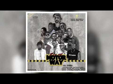 D Cryme -  Fix It (Motorway) feat. All Stars (Audio Slide)