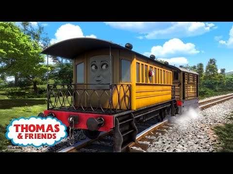 Toby Meets Hasty Hannah | Thomas & Friends