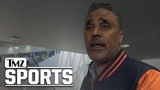 Rick Fox Feels For Magic Johnson, Wants Him to Be Happy   TMZ Sports