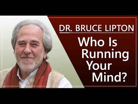 Bruce Lipton On Conscious, Subconscious Mind & Law of Attraction & Biology of Beliefs & The Matrix!